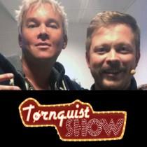 Kristian gjestet Tørnquist Show